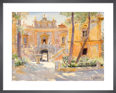 The Villa Palagonia by Lucy Willis
