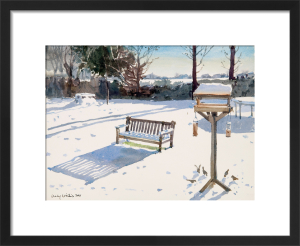 Winter's Morning by Lucy Willis
