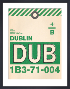 Destination - Dublin by Nick Cranston