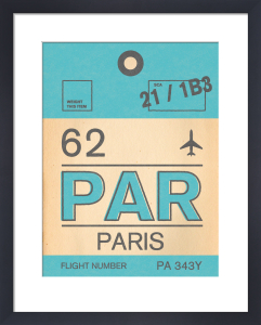 Destination - Paris by Nick Cranston