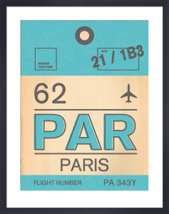 Destination - Paris by Nick Cranston