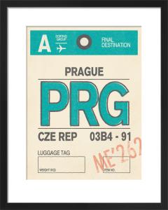 Destination - Prague by Nick Cranston