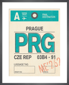 Destination - Prague by Nick Cranston