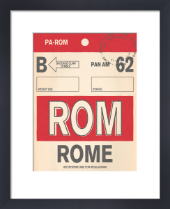 Destination - Rome by Nick Cranston