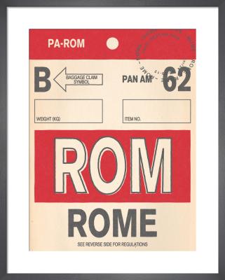 Destination - Rome by Nick Cranston