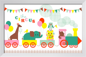 Circus Train by Marie Perkins