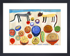 Cats Art Print By Christopher Corr King Amp Mcgaw