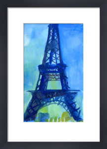 Eiffel Tower by Christopher Corr