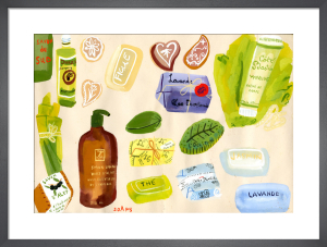 French Soaps by Christopher Corr