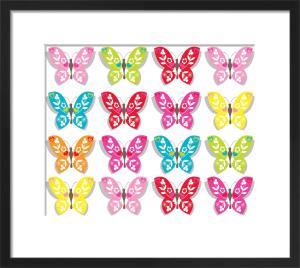 Butterflies by Marie Perkins