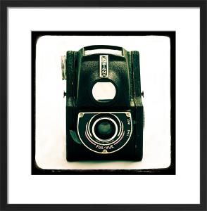 Vintage Camera by Keri Bevan