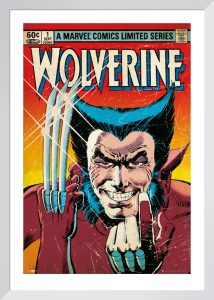 Wolverine by Marvel Comics