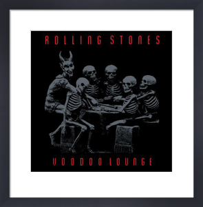 Rolling Stones - Voodoo Lounge by Anonymous
