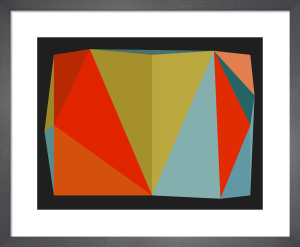 Triangulations No.5, 2013 by Henri Boissiere