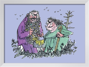 Roald Dahl - The Twits by Quentin Blake
