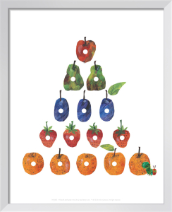 The Very Hungry Caterpillar 5 by Eric Carle