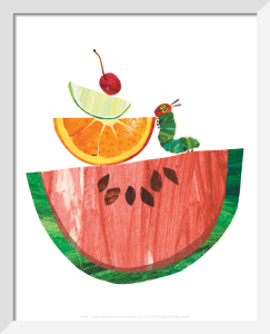 The Very Hungry Caterpillar 7 by Eric Carle