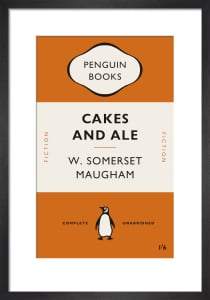 Cakes and Ale by Penguin Books