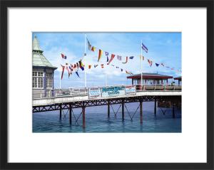 Cowes Pier, Regatta Week 1938 by Anonymous
