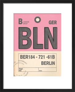 Destination - Berlin by Nick Cranston