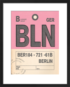 Destination - Berlin by Nick Cranston