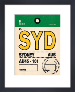 Destination - Sydney by Nick Cranston