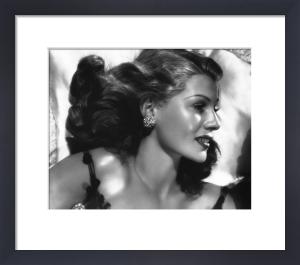 Rita Hayworth, 1941 by A.L.'Whitey' Schafer
