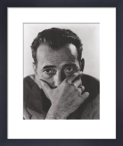 Humphrey Bogart, 1949 by Bob Coburn
