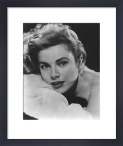 Grace Kelly, 1954 by Bud Fraker