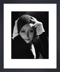 Greta Garbo, 1930 by Clarence Sinclair Bull