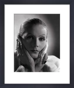 Greta Garbo, 1932 by Clarence Sinclair Bull