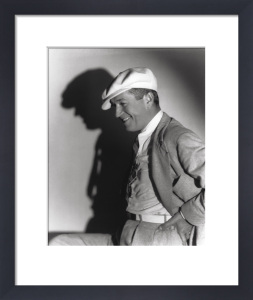Maurice Chevalier, 1932 by E.R. Richee