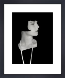 Louise Brooks, 1928 by E.R. Richee