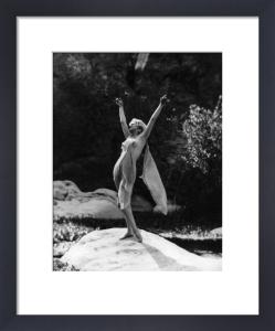 Jean Harlow, 1929 by Edwin Bower Hesser