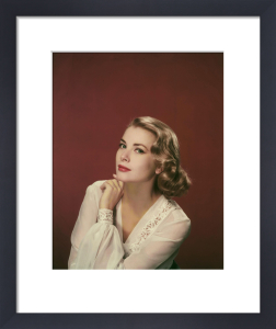Grace Kelly, 1956 by Eric Carpenter