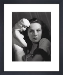 Conchita Montenegro, 1933 by George Hurrell