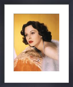 Hedy Lamarr, 1940 by Laszlo Willinger