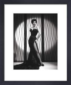 Ava Gardner, 1952 by Virgil Apger