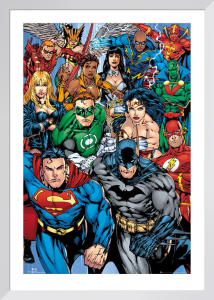 DC Comics - Collage by DC Comics