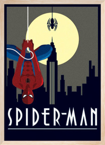 Marvel Deco - Spider-Man by Marvel Comics