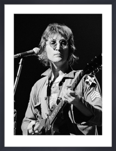 John Lennon - Live by Bob Gruen