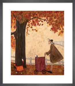 Following the Pumpkin by Sam Toft
