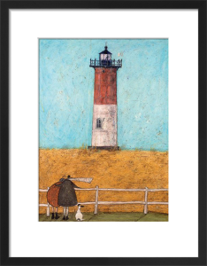 Feeling the Love at Nauset Light by Sam Toft