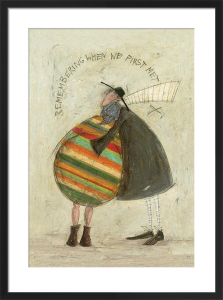 Remembering When We First Met by Sam Toft