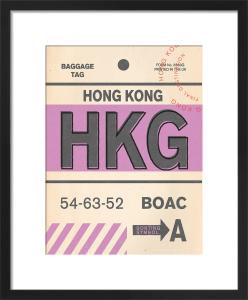 Destination - Hong Kong by Nick Cranston