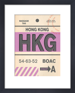 Destination - Hong Kong by Nick Cranston