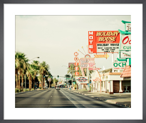 Las Vegas - Old Town by Keri Bevan