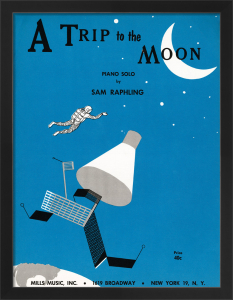A Trip to the Moon by Anonymous