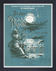 An den Mond by Anonymous