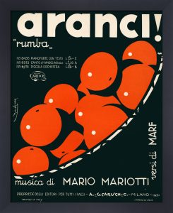 Aranci! by Anonymous